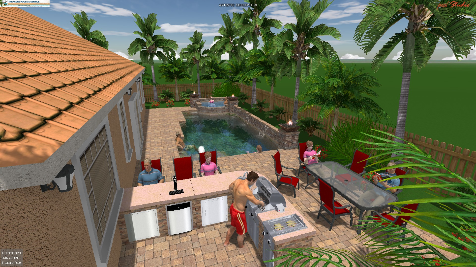 Swimming pool financing treasure pools blog for Swimming pool financing