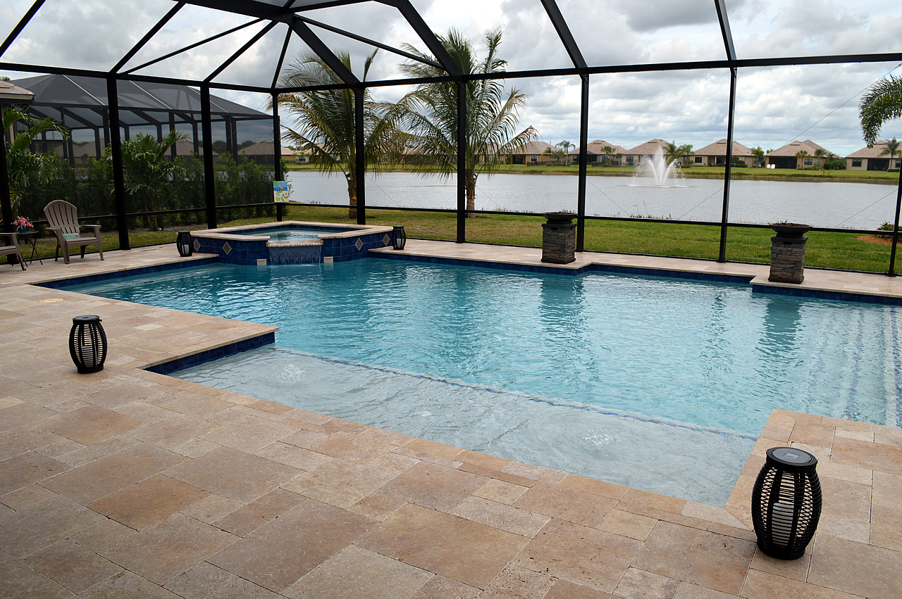 Understanding the new swimming pool construction process - Swimming pool construction process ...