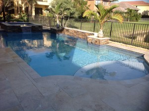 Update your pool surface, deck, coping and tile will make it look brand new!