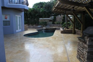 New Remodeled Pool